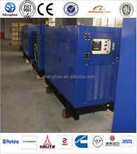 Hot sale!!! reliable 24V Electric Start 100kva 80kw gas generator