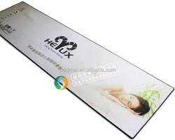 Natural Rubber hot sale customized full printed yoga mat/ sleeping mat