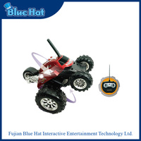 Hot Sale Rally Radio control toy car with LED lights