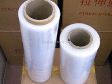 Pallet wrap stretch plastic shrink film, Pallet shrink wrap polyethylene