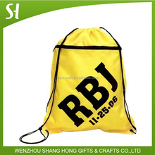 National Championship Promotion Gift Souvenir-- Ball Soccer Foldable Drawstring Bag