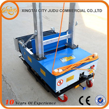 XJFQ-1800 automatic rendering machine,cement/mortar/lime/gypsum wall plastering machine