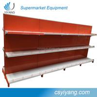 store&supermarket single shelving display racks
