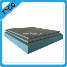 exterior wall and floor insulation xps tile backer board home