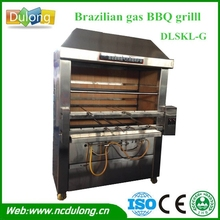 Great reflection high quality gas electric bbq grill with hot pot