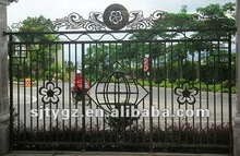 2013 Newest type garden fencing for sales