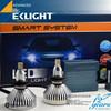 EKLIGHT 3800lm smart system D2S H7 H1 H11 H3 880 H16 5202 D1 D2 D3 D4 auto Led headlamp canbus car led headlight
