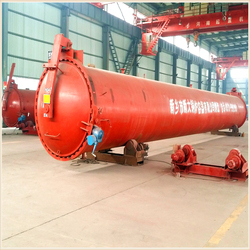 High Thermal Efficiency Autoclave For AAC plant