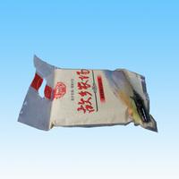 custom printed food vacuum plastic bag for rice