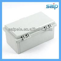 2013 New ABS plastic waterproof hinge type enclosure