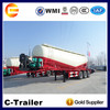 High Quality Chengda top brand low price double axle 26cbm cement trailer