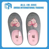 kids lovely,soft slippers ,comfortable wholesale slippers