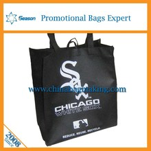 2015 Reusable Carrying Shopping Grocery packing tote party-used non woven bag