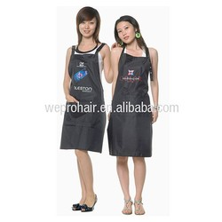 2015 New Style Hot Selling Fashion Waterproof Hairdressing Salon Apron, Beauty Barber Apron