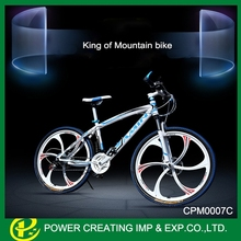 """The mountain bike which can taking the bicycle bag 21-27SPD 26"""" high quality bike"""