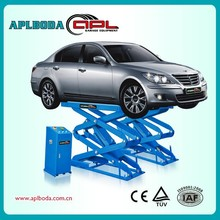 Factory quote 3.0T mobile single post lift,hydraulic chair lift,mobile scissor lift