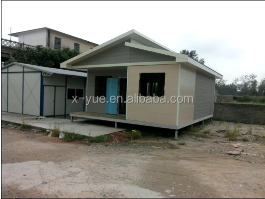 Good looking new design 20 39 ft villa type container house for Best looking houses