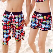 2015 summer hot xxx photo sexy men beach shorts/women sexy beach shorts lovers beachwear