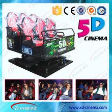 mini 5d cinema/The most hot sale Canton Fair mini 5d cinema 2 seaters, lover seats pneumatic electric system