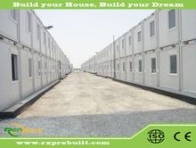 Prefabricated Living Head Preservation Container House