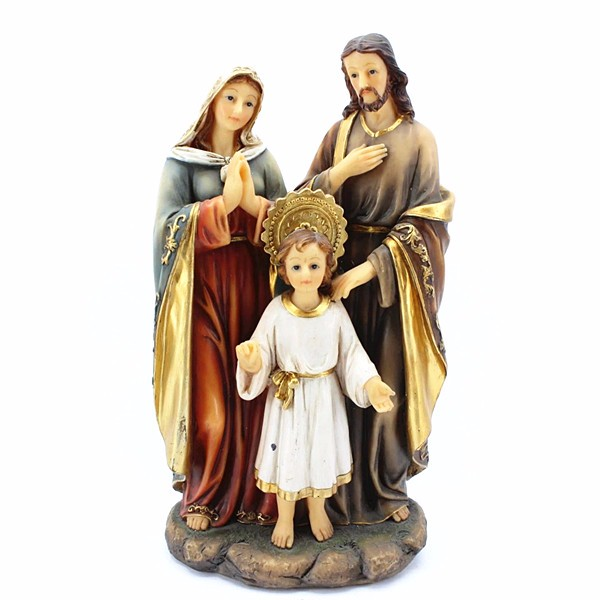 Collection craft gifts catholic religious holy family figurine