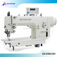 AS-0303-D3 Automatic Single Needle Heavy Duty Sewing Machine With Walking Foot
