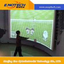 ENOTECH professional supply of Interactive floor display for entertainment