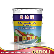 Caboli high heat resisitant spray paint for exterior wall in low price