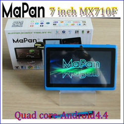 tablet 2015 android laptop mini 7 inch atm7031a quad core wifi capacitive screen MaPan tablet