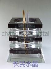 Wholesale Pen Holder Crystal Business Souvenirs
