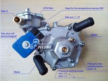 Sistema de inyección secuencial Tomasetto glp kit italia
