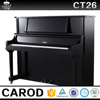top quality keyboards instrument mechanical upright piano CT26
