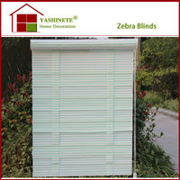 butterfly beaded curtains /modern zebra blinds