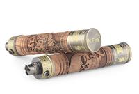 Hot selling wholesale wood VV battery e fire mod kit E-Fire 1100mah
