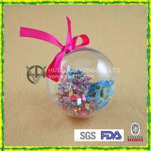 Decoração Bola, Bola de Natal Decoração de Natal de plástico