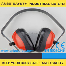 low set compact earmuff for shooting and hunting
