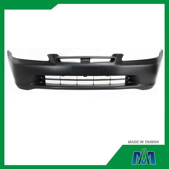 front bumper for honda accord 1998 2000 sedan 04711 s84. Black Bedroom Furniture Sets. Home Design Ideas