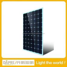 mono. & polycrystalline solar panel 200w Silicon PV Solar Panels