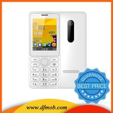 Low Cost 2.4INCH Spreadtrum Whatsapp Facebook WAP GPRS Dual SIM Card GSM OEM Cellular Phones 206