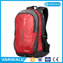 Customized different style and capacity photo backpack