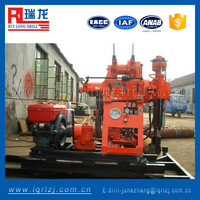 Hot Sale Good Price 200m Depth Portable Hydraulic Water Well drill rig