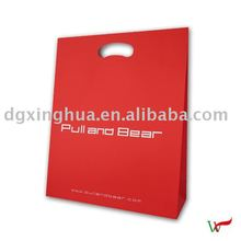2013 popular laminated paper carrier bag