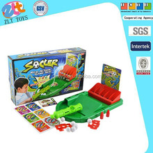 funny table basketball and football game machine toys