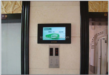"""10.1""""~22"""" inch bus LCD/LED advertising monitor elevators lcd display 3G monitor pcba motherboard assembly"""
