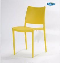 PP Polypropylene plastic outdoor chair ,stackable
