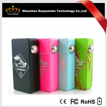 Hot new products for 2015 Hot Selling ethal box mod/ Tugboat MOD/tugboat box in Stock!!!