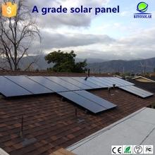 High Quality OEM 130W PV Mono Solar Panel