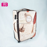 2015 trendy factory direct best price trave time luggage