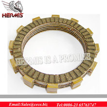 Motorcycle clutch plate GS110, Friction clutch disc with new technology