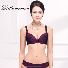 New style Factory direct selling good quality fancy ladies sexy designer bra and panty set